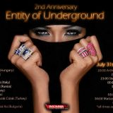 CJ Art - Entity of Underground 2nd Anniversary Guest Mix [31st July 2013] on Insomnia FM