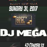 Dj Mega live - New Years Night @ Hideaway Tavern in Rutland,Vt (Audio) 01-01-18