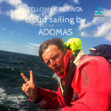 Fellow of Neringa - cloud sailing by ADOMAS