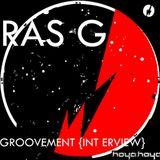 GROOVEMENT // Ras G (Brainfeeder) / Interview 2NOV09