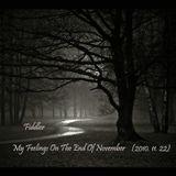 Fiddler - My Feelings On The End Of November (2010. 11. 22)