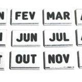 A Origem das Palavras com Márcio Bueno - Origem dos Nomes dos Meses do Ano