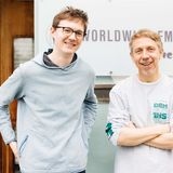 Gilles Peterson with Ben UFO // 13-04-2018