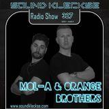 Sound Kleckse Radio Show 0327 - Mol-A & Orange Brothers - 2019 week 6