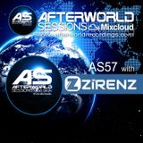 Afterworld Sessions - 57 With Zirenz