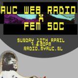 AUCWebradio x FemSoc, April 10 2016