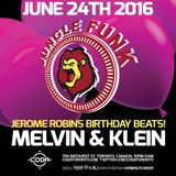 Melvin and Klein Jungle Funk Mix