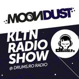 Moondust - KLTN Radio Show @Drums.ro Radio (September2015)