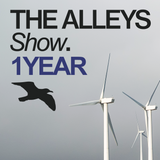 THE ALLEYS Show. 1YEAR /  Moosefly