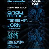 Tenishia - Live @ Armada Night, Ministry of Sound (London) - 21.03.2014