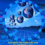DJ Slipmatt & MC GQ - World Dance - Lydd Airport - 5th Feb 1994