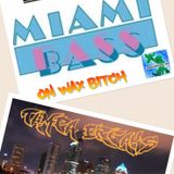 Miami Bass VS Tampa Breaks Live Vinyl Mix  9-15-16