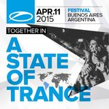 Tomas Heredia live @ A State Of Trance 700, Who's Afraid Of 138 Stage (Buenos Aires) – 11.04.2015