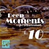 "Deep Moments #10 SPECIAL DISCO 80"" deep remix by DJdreamroberts"