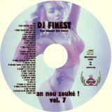 djfinest - an nou zouké vol. 7 (2011)