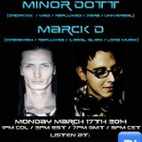 The Future Underground Show With Minor Dott, Marck D And Nick Bowman