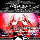 Henriko S. Sagert - live @ Walfisch Revival Party 03.08.2018 (KitKat Club Berlin)