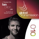 Global Transmission // Ep 010 || Resident: Ian Dillon (UK)