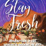 Adventure #185 Where's Brooklyn At - Golden Era East Coast Hip Hop For Hot Summers
