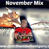 November Mix 2016 Dj XTC