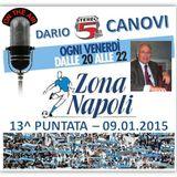 ZONA NAPOLI - Dario Canovi (Agente FIFA)