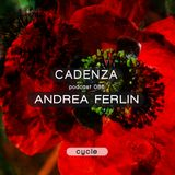Cadenza Podcast | 086 - Andrea Ferlin (Cycle)