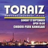 Taisouegao-TORAIZ at Chidorikouen kawasaki17/9/2017