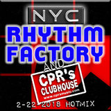 2-22-2018 Special Mix For CPRs Clubhouse
