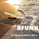 Bottom of the 'BOTTLE' - San's Mix 71