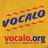 90.7FM Vocalo Radio Mix - December 2012