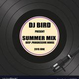 Dj Bird - Deep,Progressive House Mix 2019.June