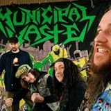 Full Metal Racket Interview With Ryan Waste - Municipal Waste in Manchester broadcast 18th Dec 2010