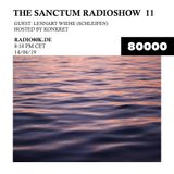 The Sanctum Radioshow - Episode 11 w/ Lennart Wiehe & Konkret
