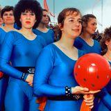 the eastside girls a.k.a. anolique b2b richie haunting @ büro paul fröhlich 09.05.2015