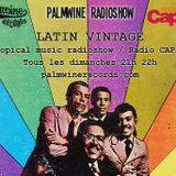 Palmwine radio show n°33 by James Stewart