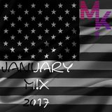 January Mix 2017 (mixed by Marv!n K!m)