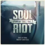 Spinnin' Shit Vol.2 - RnB/Rap & NewSoul mixed by Paina