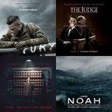 Soundtrack Adventures #153 with Beltrami, Djawadi, Howard, Desplat, Shore @ Radio ZuSa 2014-12-28