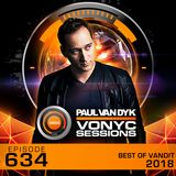 Paul van Dyk's VONYC Sessions 634 - Best of VANDIT 2018
