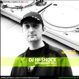 Dj Hi-Shock @ Klangextase Radio - Berlin - 10.02.2011