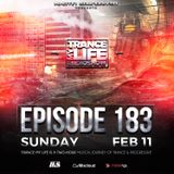 MARTIN SOUNDRIVER presents TRANCE MY LIFE RADIOSHOW EPISODE 183