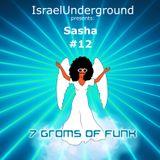 PodIUmix #12 - 7 Grammes of Funk with Sasha Ashendorf