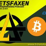 Avsnitt 135 – Bitcoin, Dash, ny tech