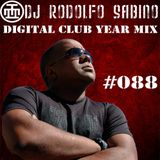 DJ Rodolfo Sabino - Digital Club Mix - Ep 088 - Year Mix