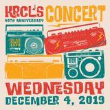 Robert Nelson's DJ Set from KRCL's 40th Anniversary Concert Dec 4, 2019