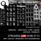 Hardwell - Live @ Revealed Recordings Session (Amsterdam) 2012.12.12.
