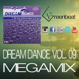 DREAM DANCE VOL 09 MEGAMIX GREENBEAT