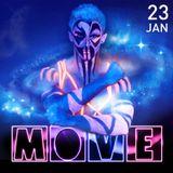 Chris Cok ...Januar Podcast live rec. from MOVE event FFM.