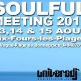 Mark Gorbulew@Soulful Meeting 2012,PT.1, Aug. 13, on the beach, south of France.