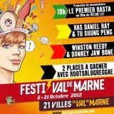 WINSTON REEDY & DONKEY JAW BONE-FRESNES-MJC-FESTIVAL DE MARNE-20.10.2012